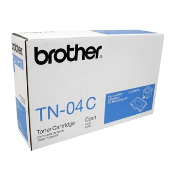 Картридж Brother TN-04C голубой