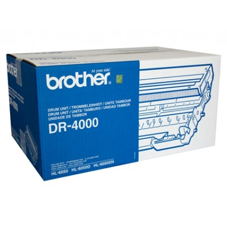Фотобарабан Brother DR-4000 черный