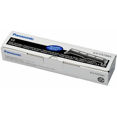 Картридж Panasonic KX-FAT88A7 черный