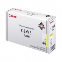 Картридж Canon C-EXV-8/GPR-11/NPG-22 yellow № 7626A002 желтый