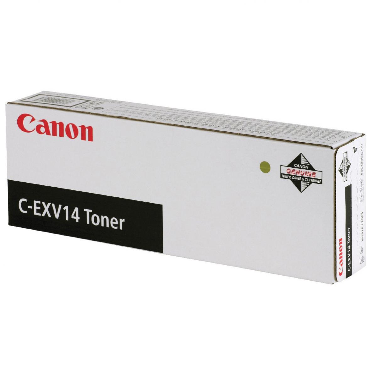 Картридж Canon C-EXV-14/GPR-18/NPG-28 № 0384B003/0384B006 черный