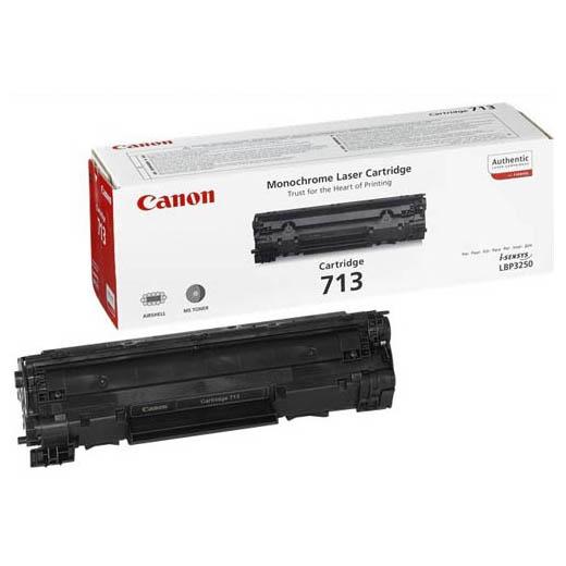 Картридж Canon cartridge 713 № 1871B002 черный