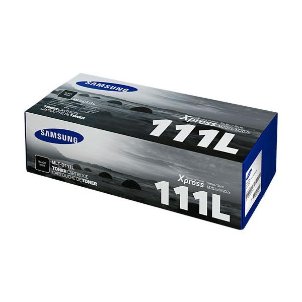 Картридж Samsung MLT-D111L № SU801A черный