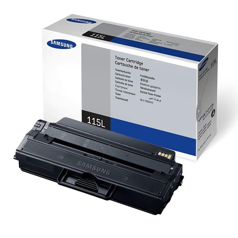 Картридж Samsung MLT-D115L № SU822A черный