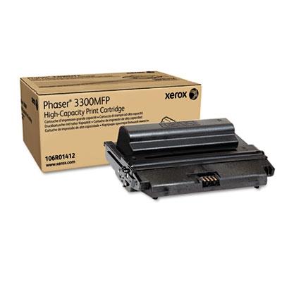 Картридж Xerox 106R01412 черный