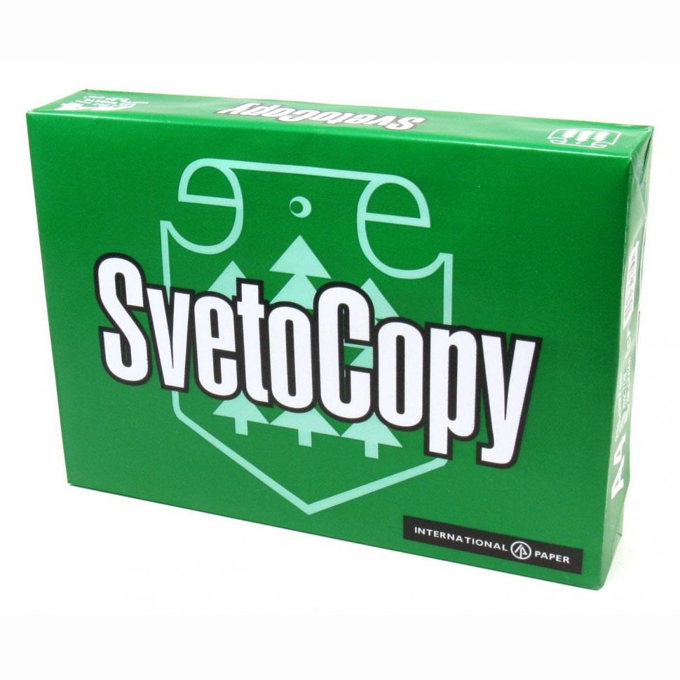 Бумага A4 SvetoCopy 500 листов